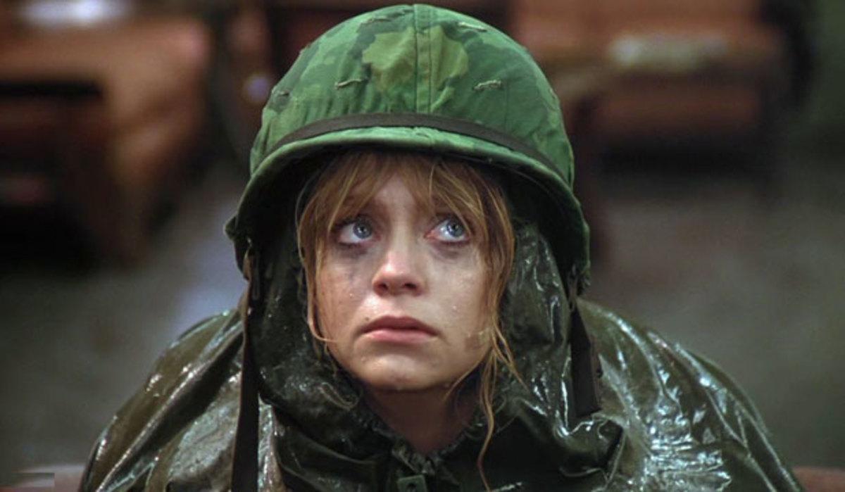 Goldie Hawn/Private Benjamin