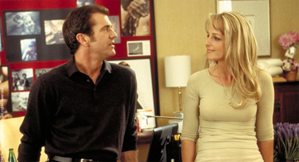Mel Gibson, Helen Hunt