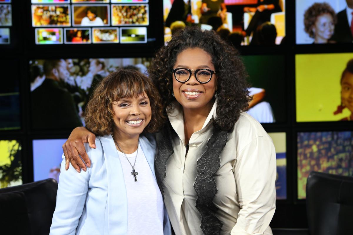 Debbi Morgan, Oprah Winfrey