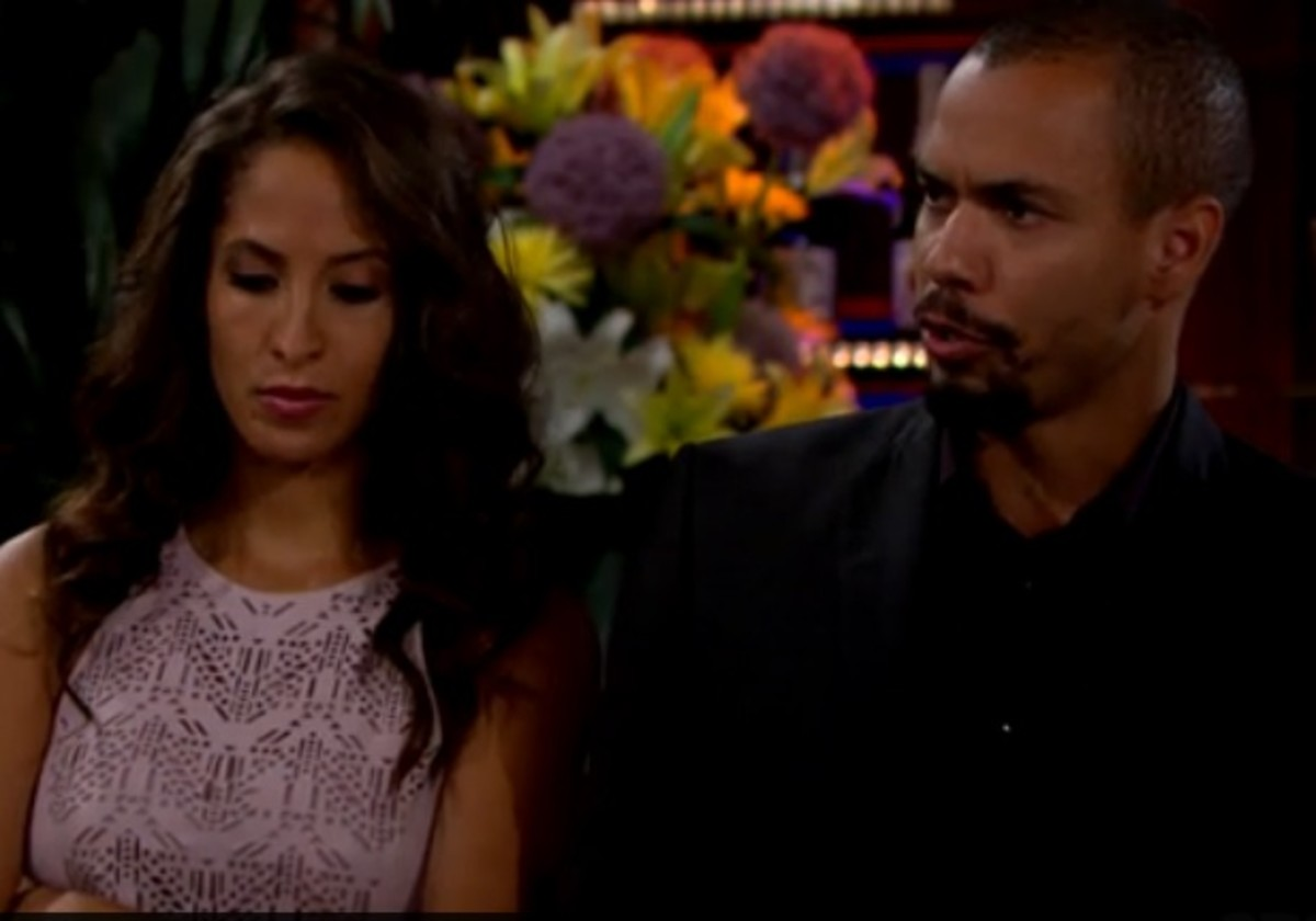 Christel Khalil, Bryton James