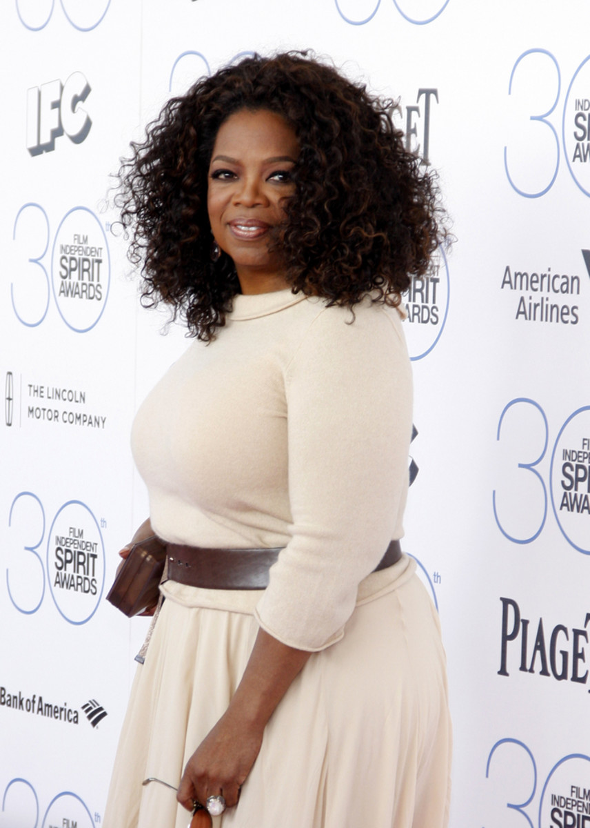 Oprah Winfrey/Photo by PR Photos