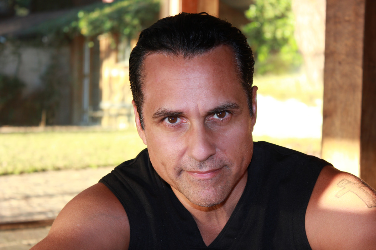 Maurice Benard/Photo by Melissa Heck