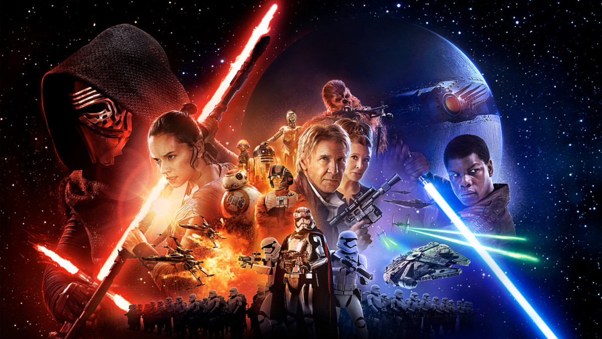 Star Wars; The Force Awakens