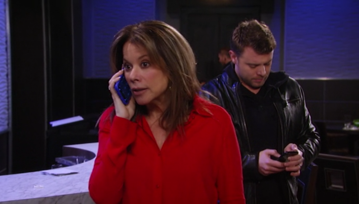 Nancy Lee Grahn, Billy Miller