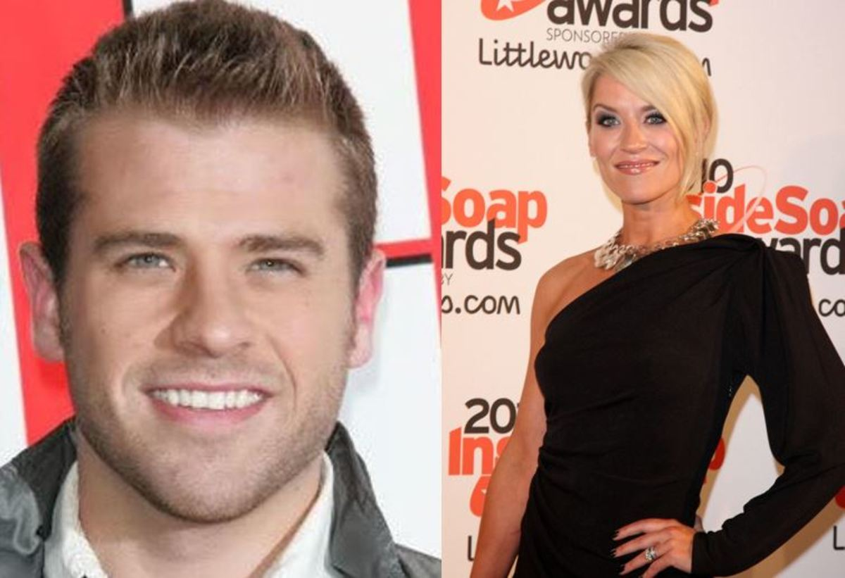 Scott Evans, Zoe Lucker