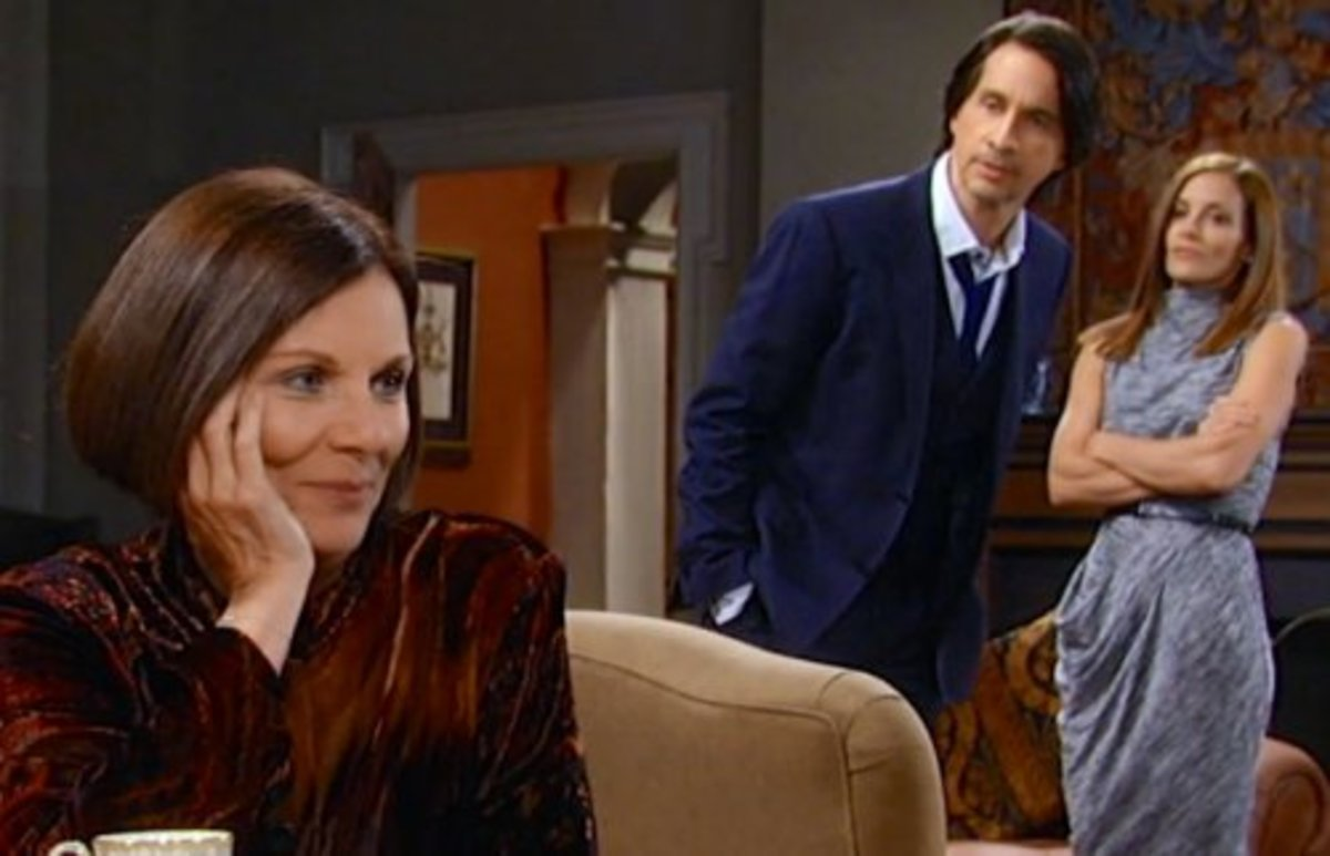 Jane Elliot, Michael Easton, Rebecca Budig