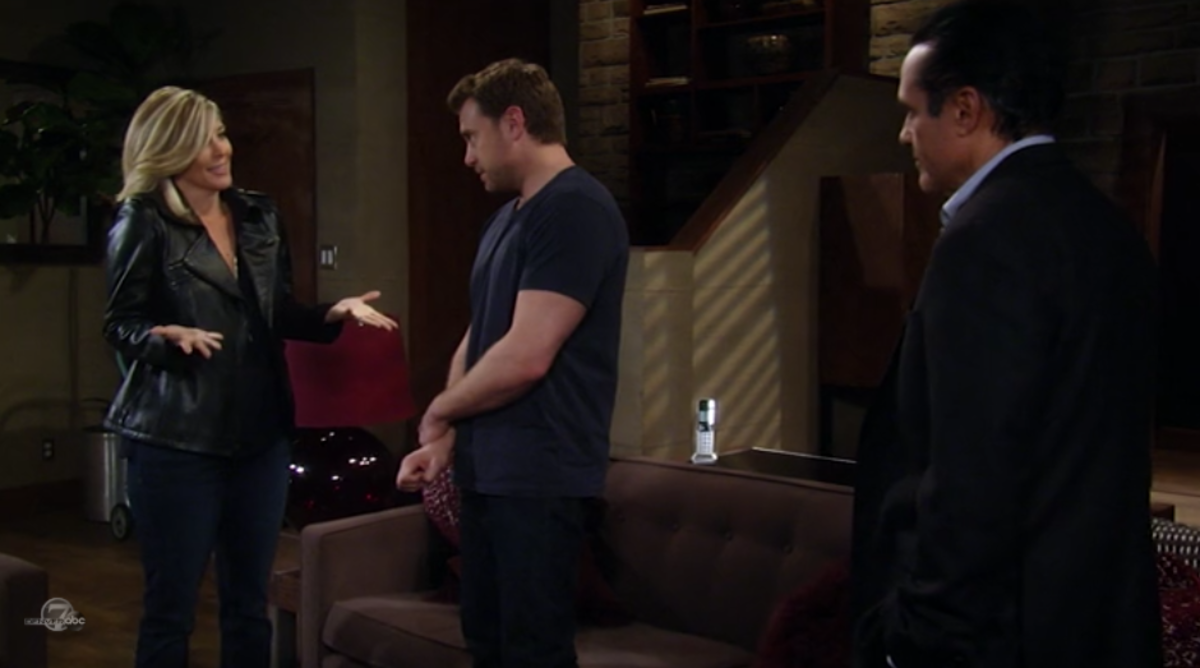 Laura Wright, Billy Miller, Maurice Benard