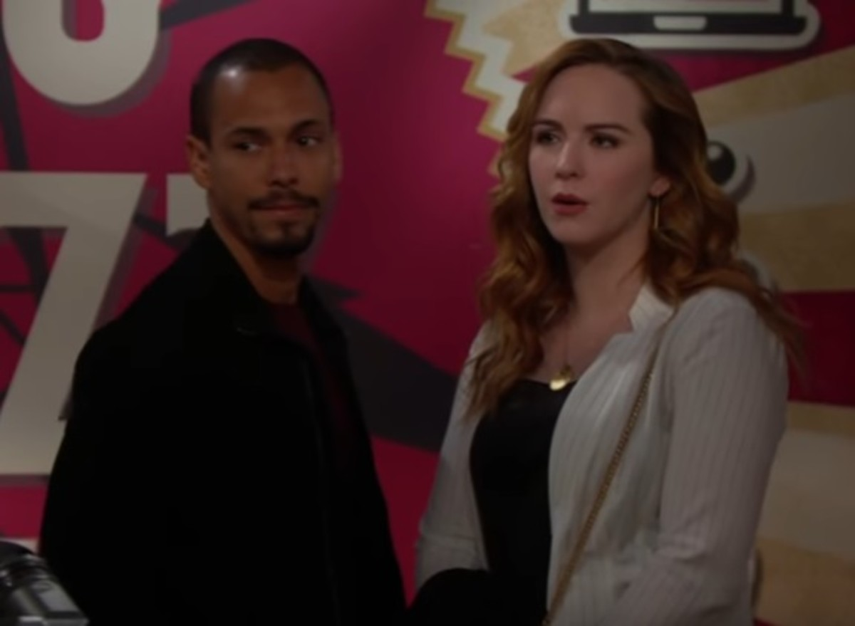 Bryton James, Camryn Grimes