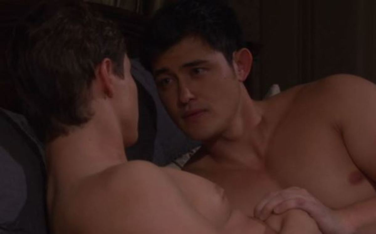 Guy Wilson, Christopher Sean