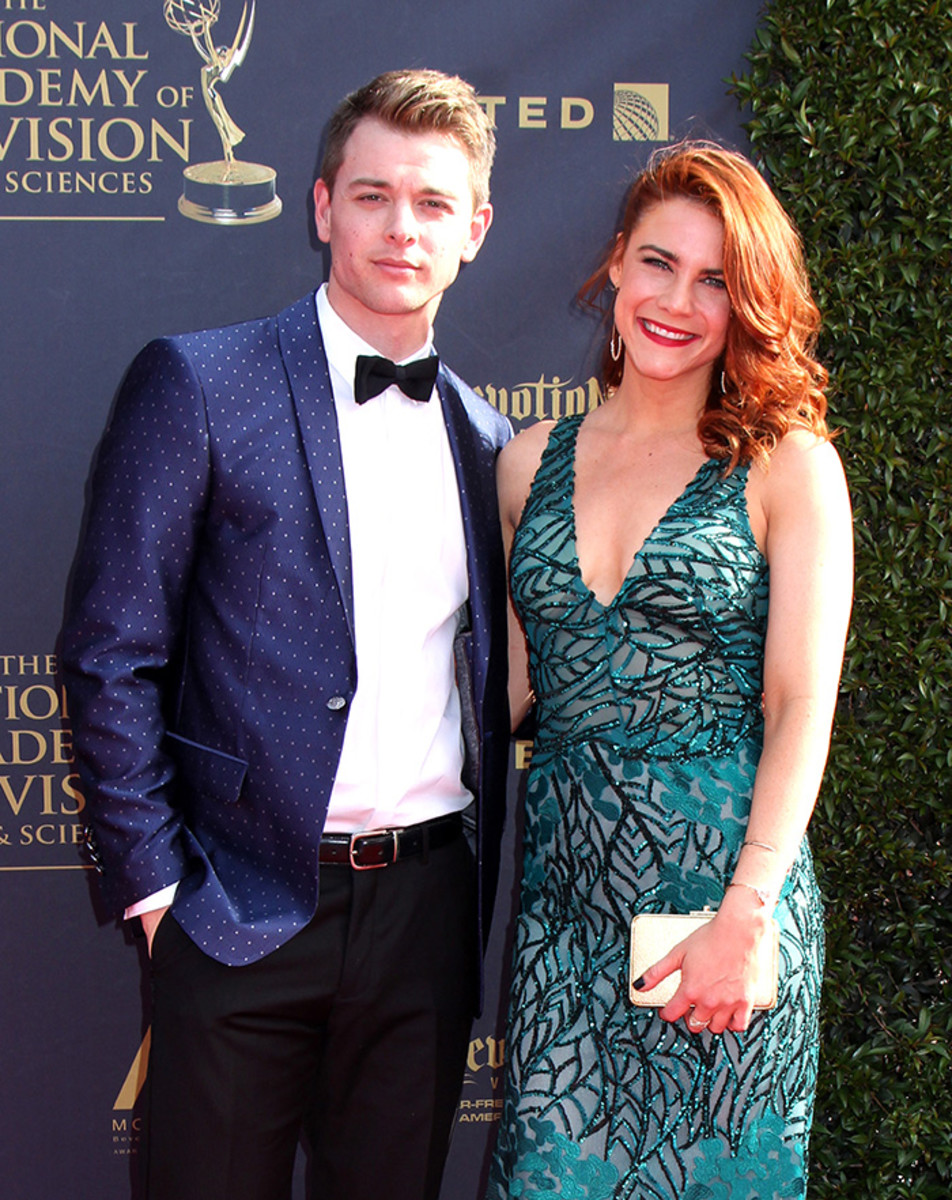 Chad Duell, Courtney Hope