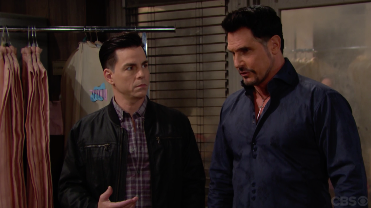 Mick Cain, Don Diamont