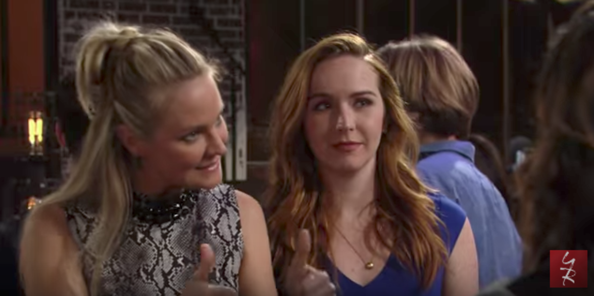 Sharon Case, Camryn Grimes