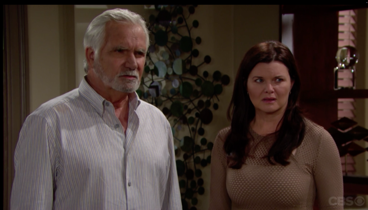 John McCook, Heather Tom