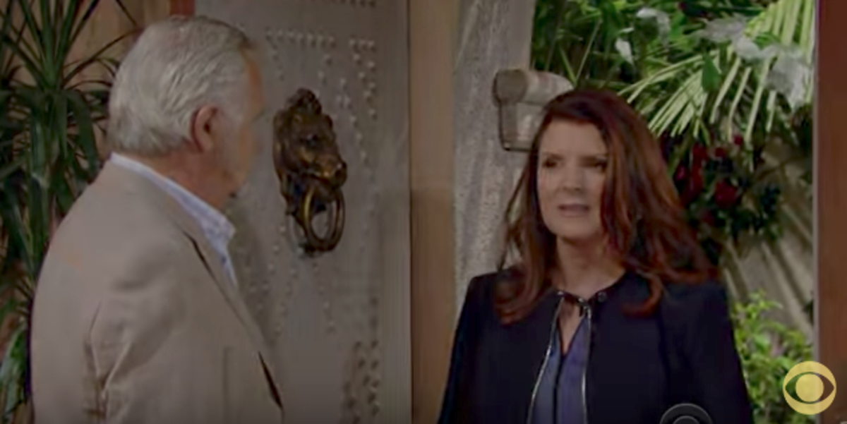 John McCook, Kimberlin Brown