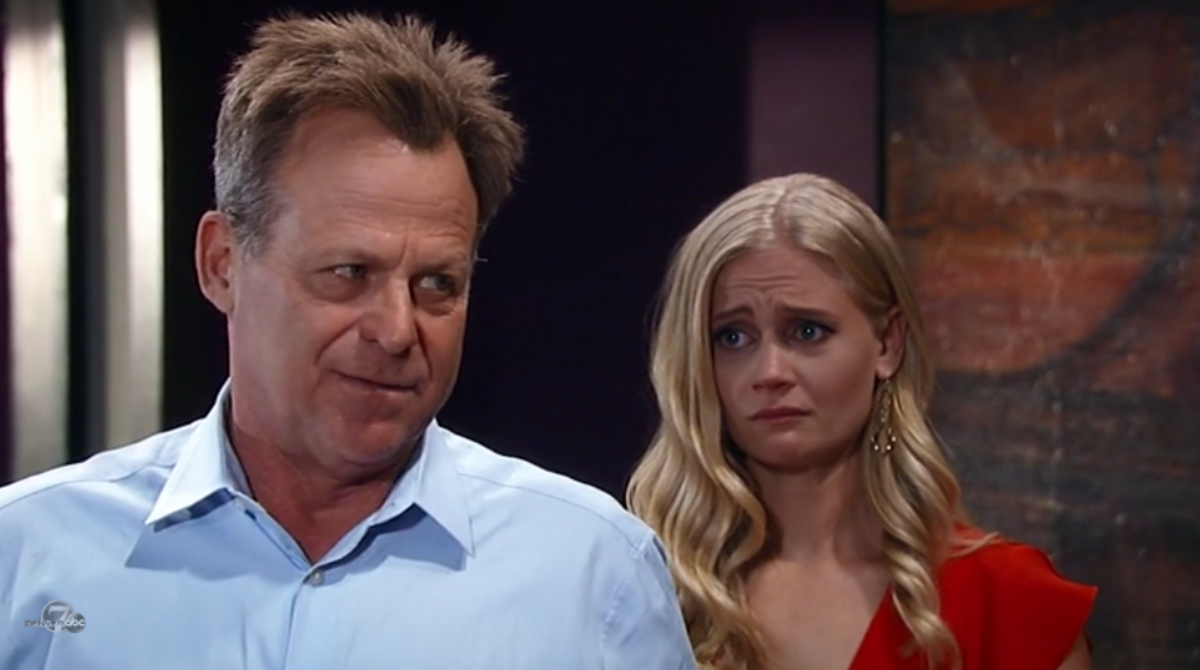 Kin Shriner, Carly Schroeder