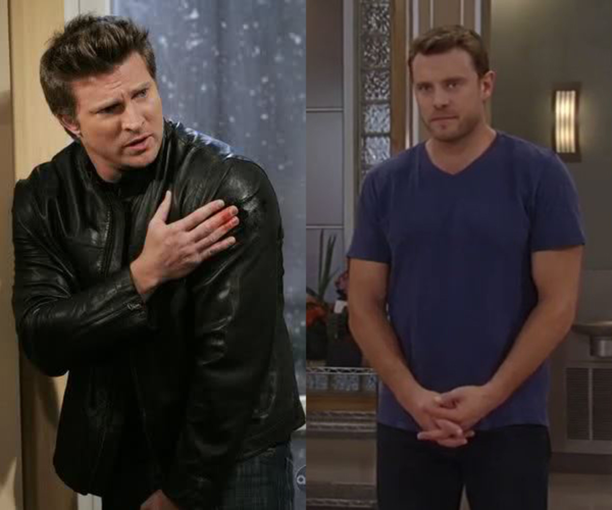 Steve Burton, Billy Miller