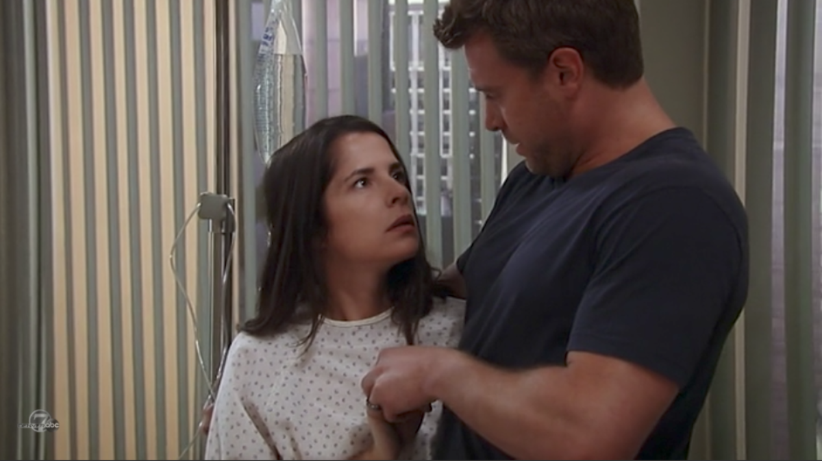 Kelly Monaco, Billy Miller