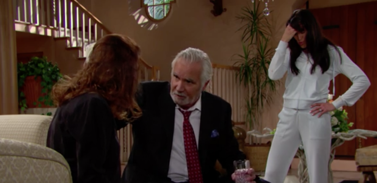 Kimberlin Brown, John McCook, Rena Sofer