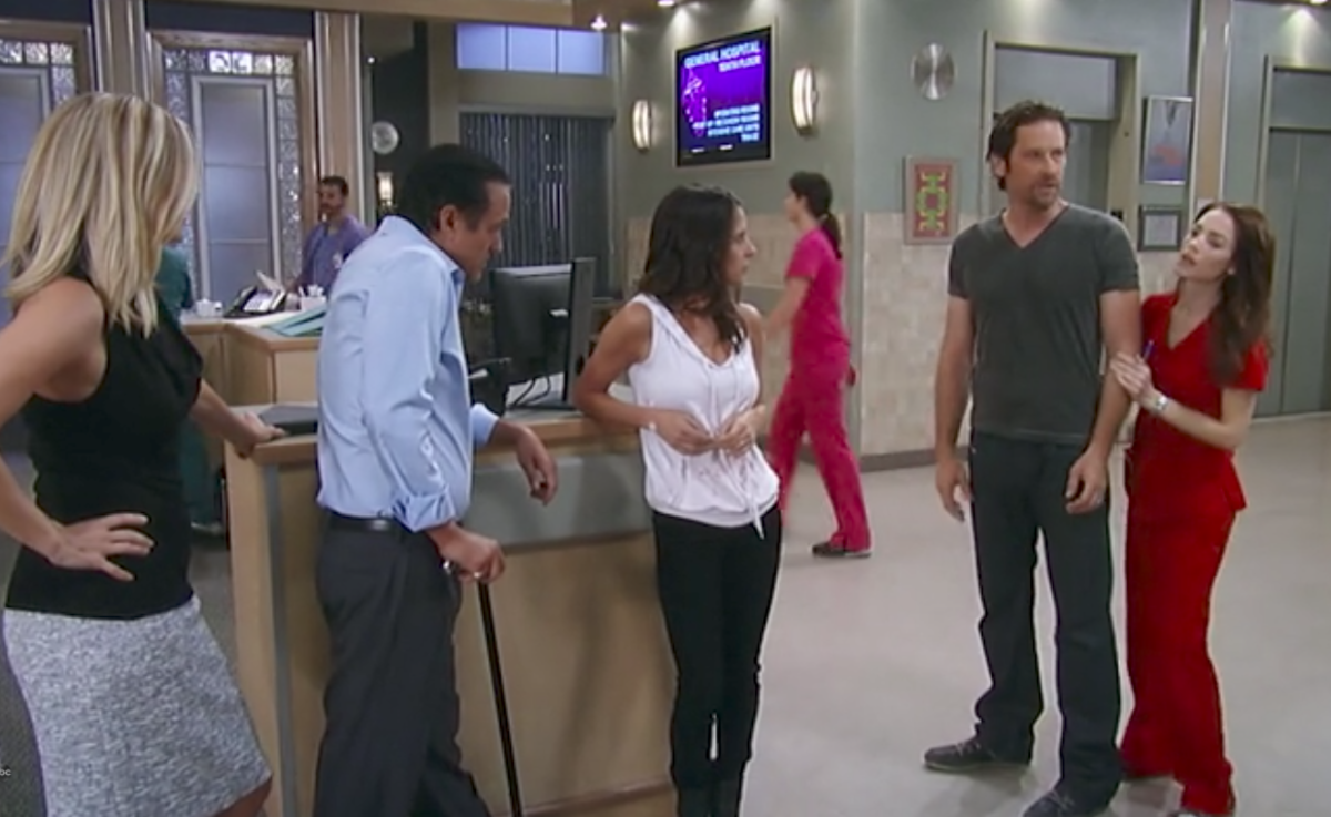 Laura Wright, Maurice Benard, Kelly Monaco, Roger Howarth, Rebecca Herbst