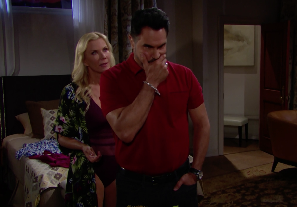 Katherine Kelly Lang, Don Diamont