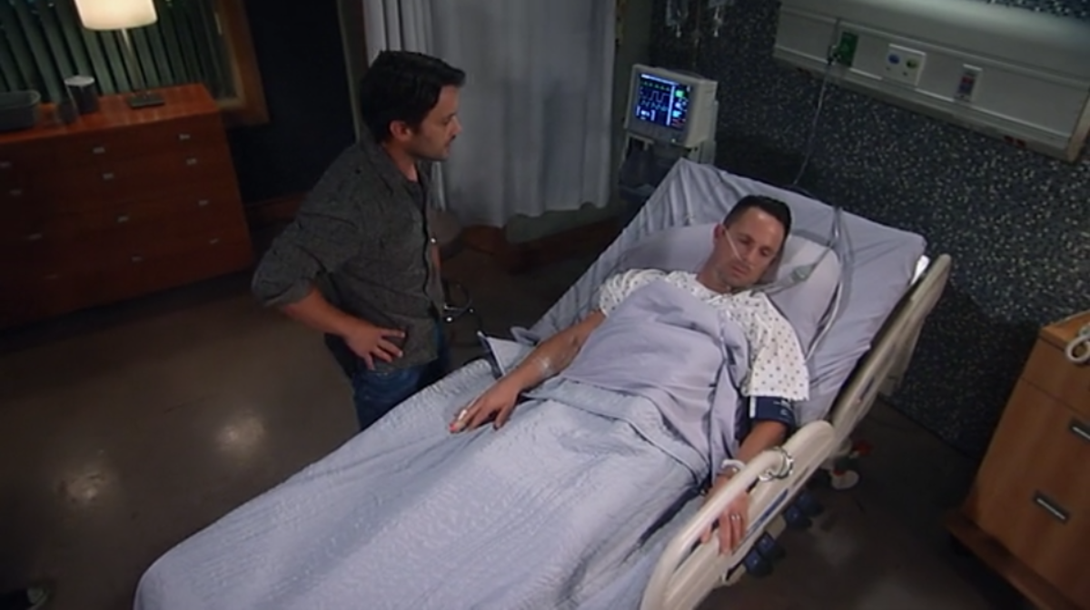 Dominic Zamprogna, William deVry