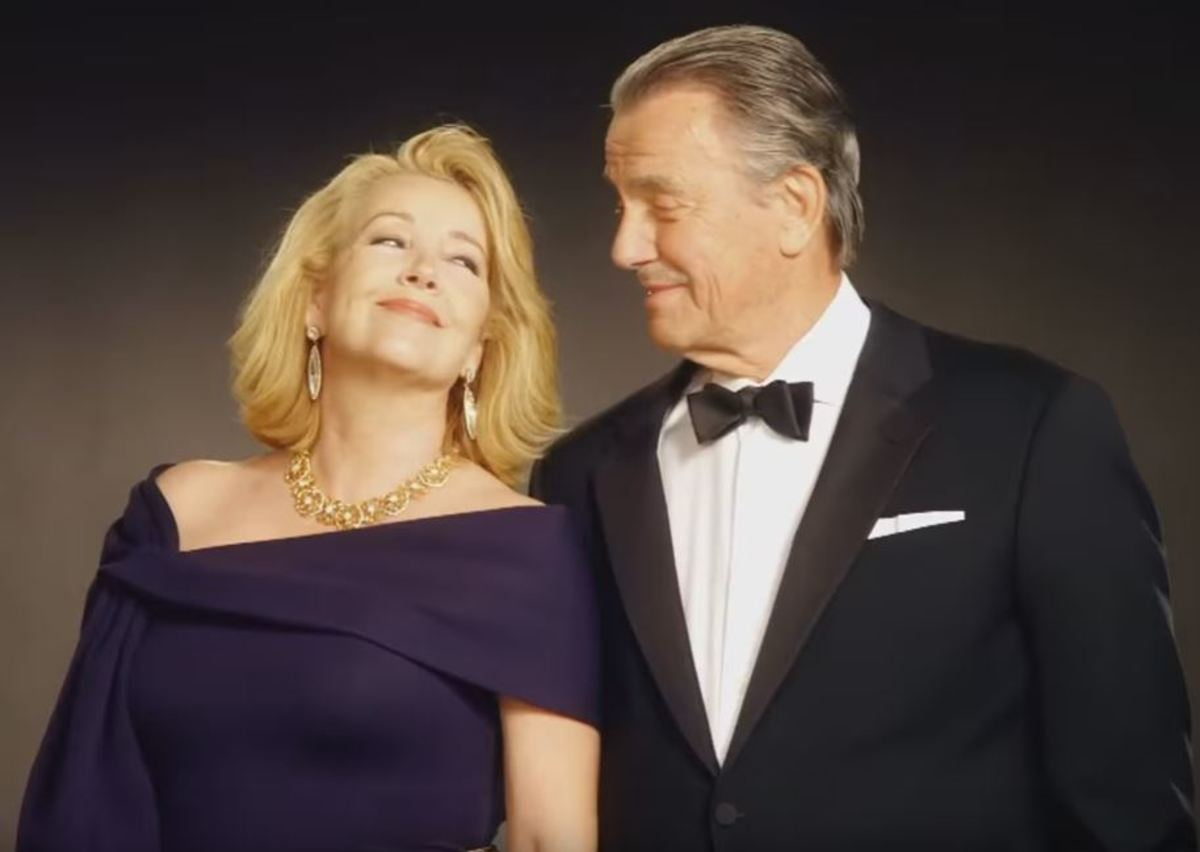Melody Thomas Scott, Eric Braeden
