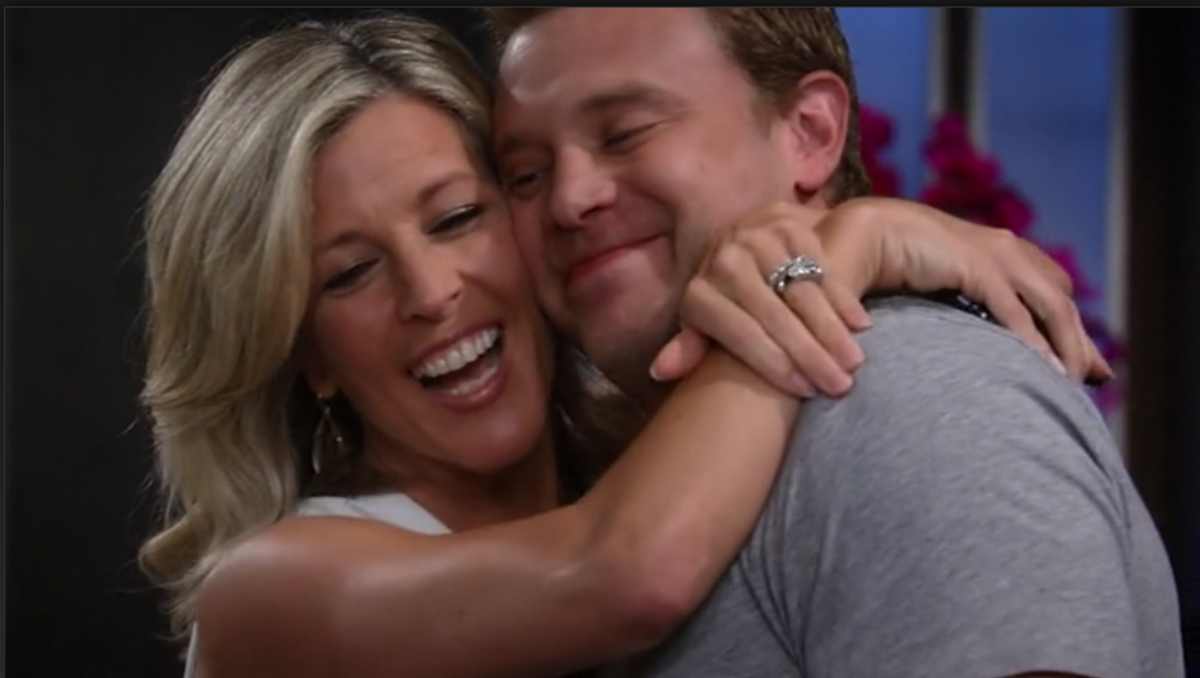 Laura Wright, Billy Miller