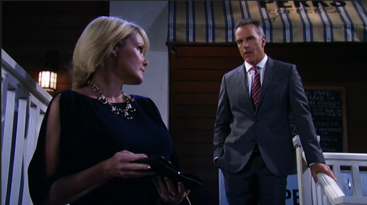 Maura West, Richard Burgi