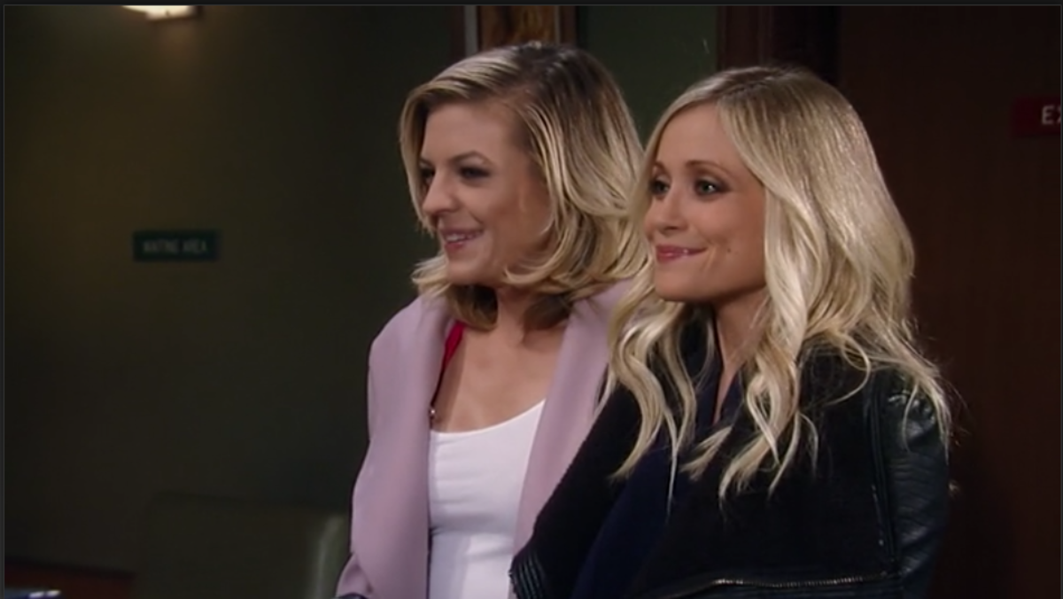who is maxie dating on general hospital Damian spinelli and maxie jones are fictional charcters and a popular former supercouple on the abc soap opera general hospital spinelli was portrayed by actor.