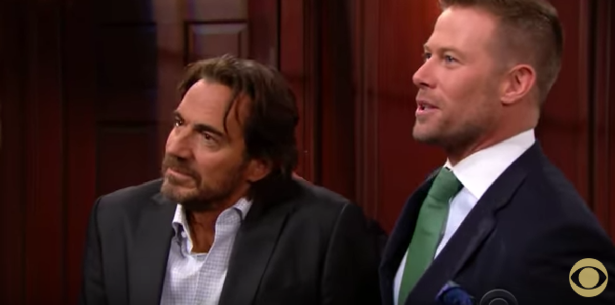 Thorsten Kaye, Jacob Young