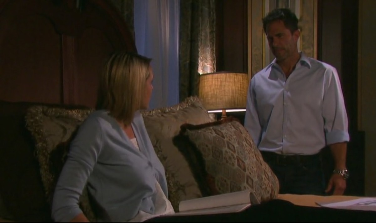 Arianne Zucker, Shawn Christian