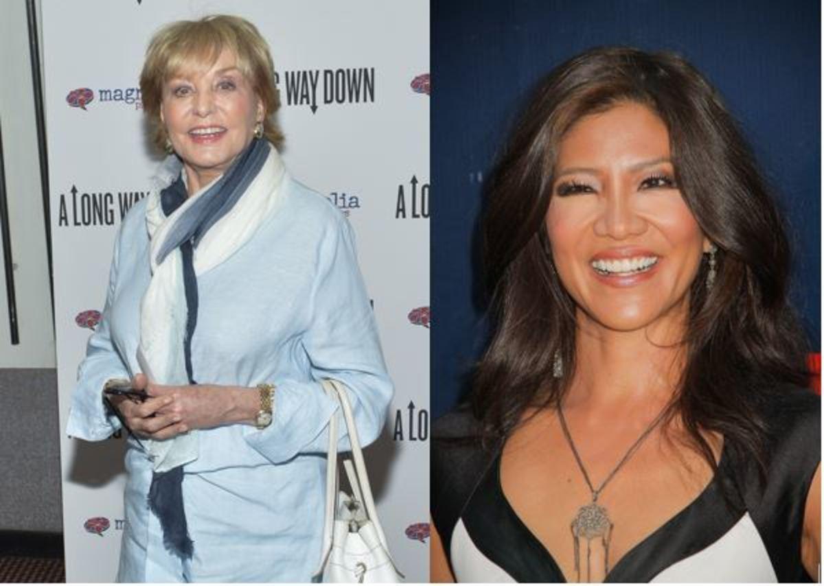 Barbara Walters, Julie Chen