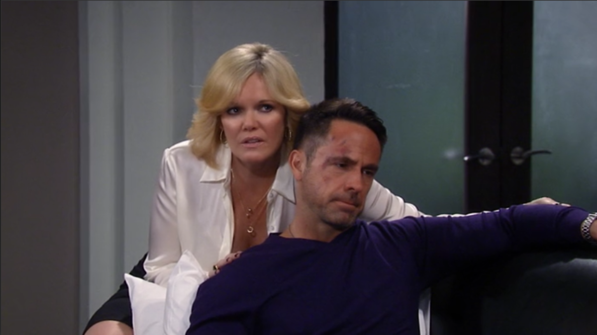 Maura West, William deVry