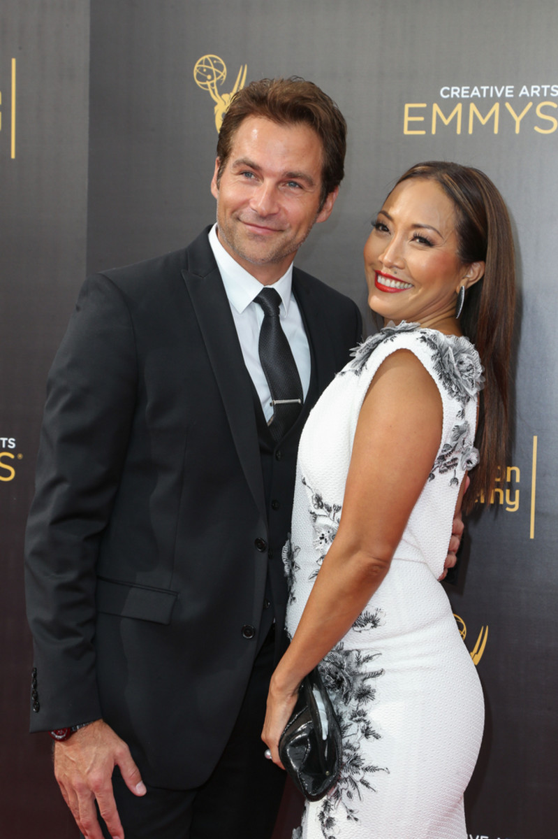 Rob Derringer, Carrie Ann Inaba