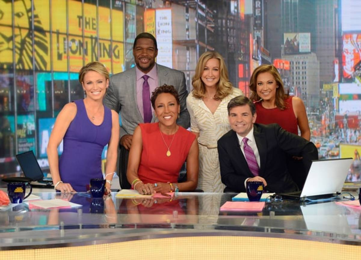 Good Morning America anchors/ABC