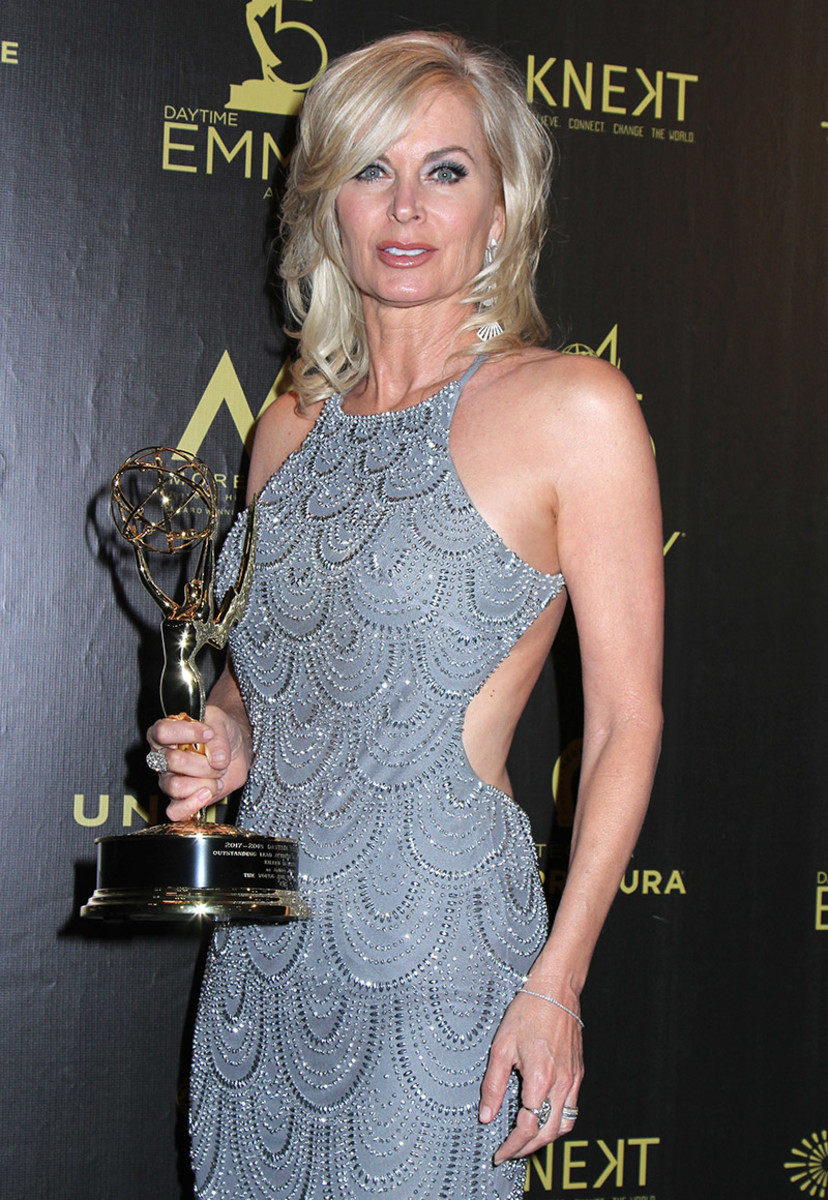 Eileen Davidson current hairstyle