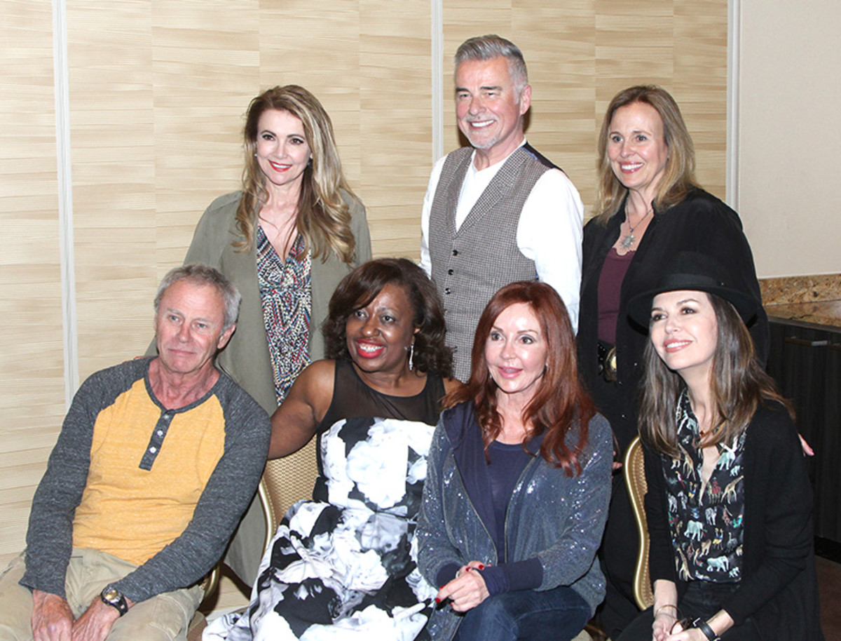Legends Of General Hospital Unite Photos Daytime Confidential