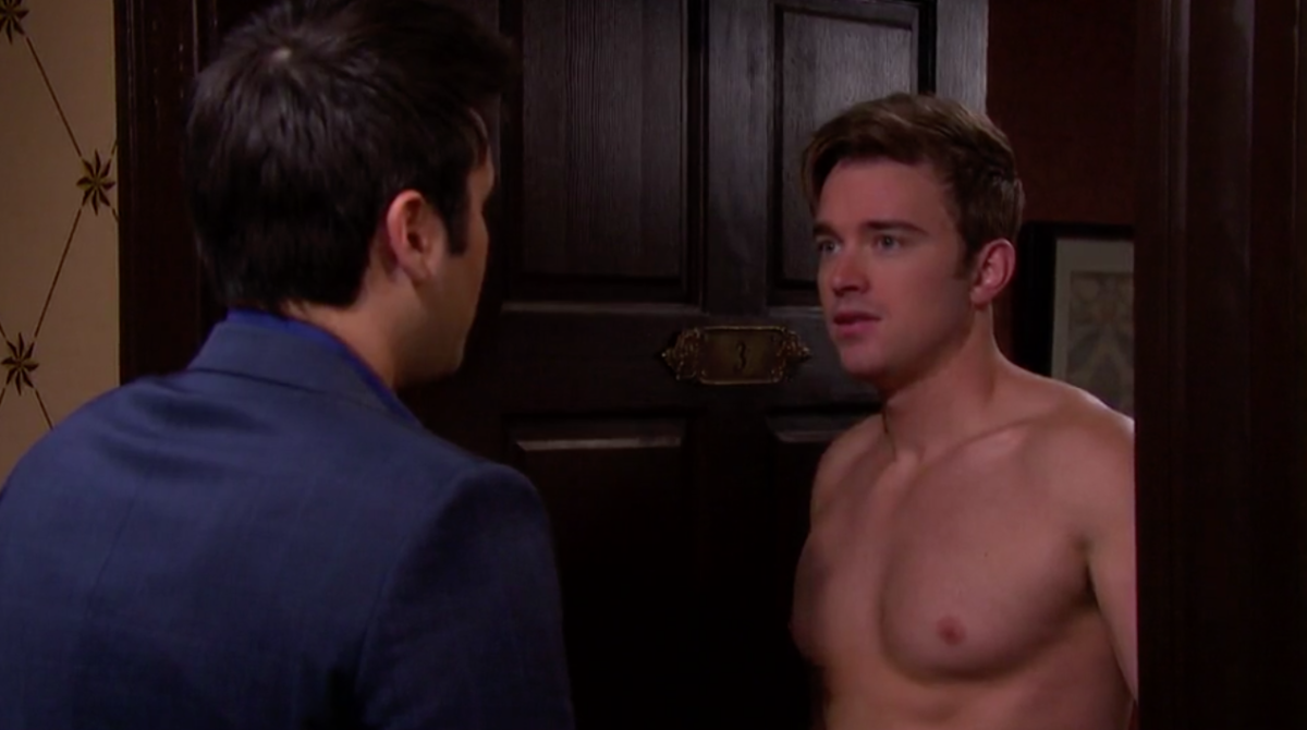 Freddie Smith, Chandler Massey