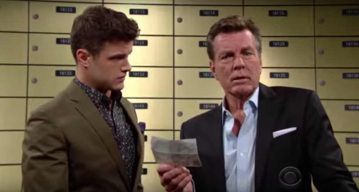 Michael Mealor, Peter Bergman