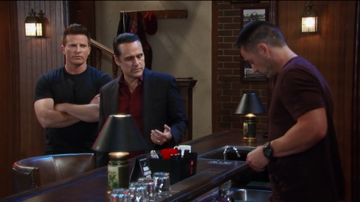 Steve Burton, Maurice Benard, William deVry