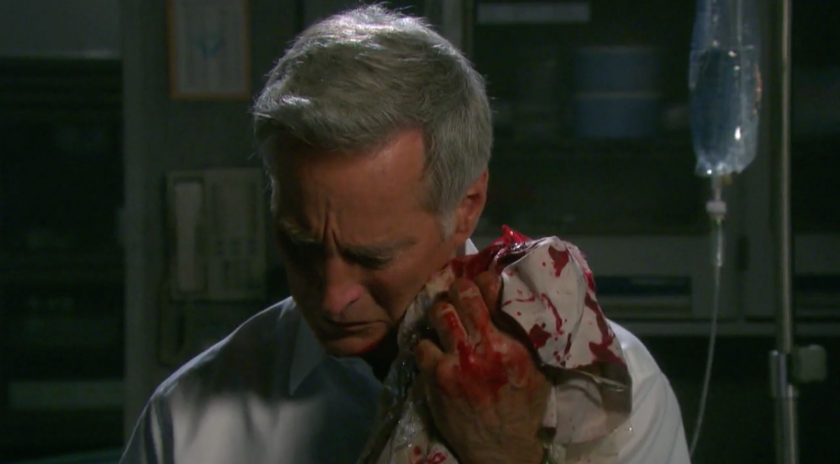 Days Of Our Lives Mini Recap Marlena S Bloody Clothes
