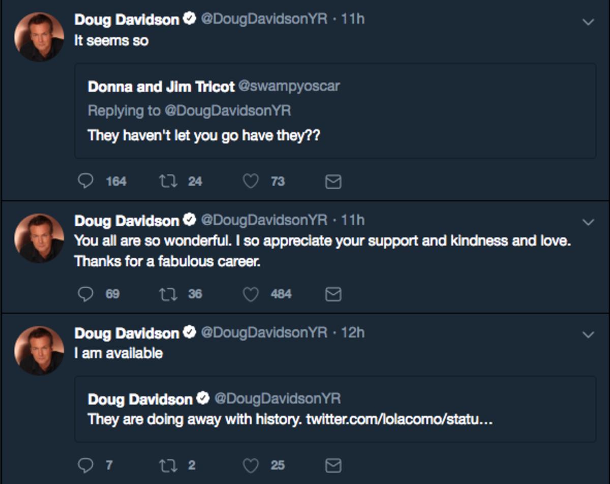 DougDavidsonYRTweet2