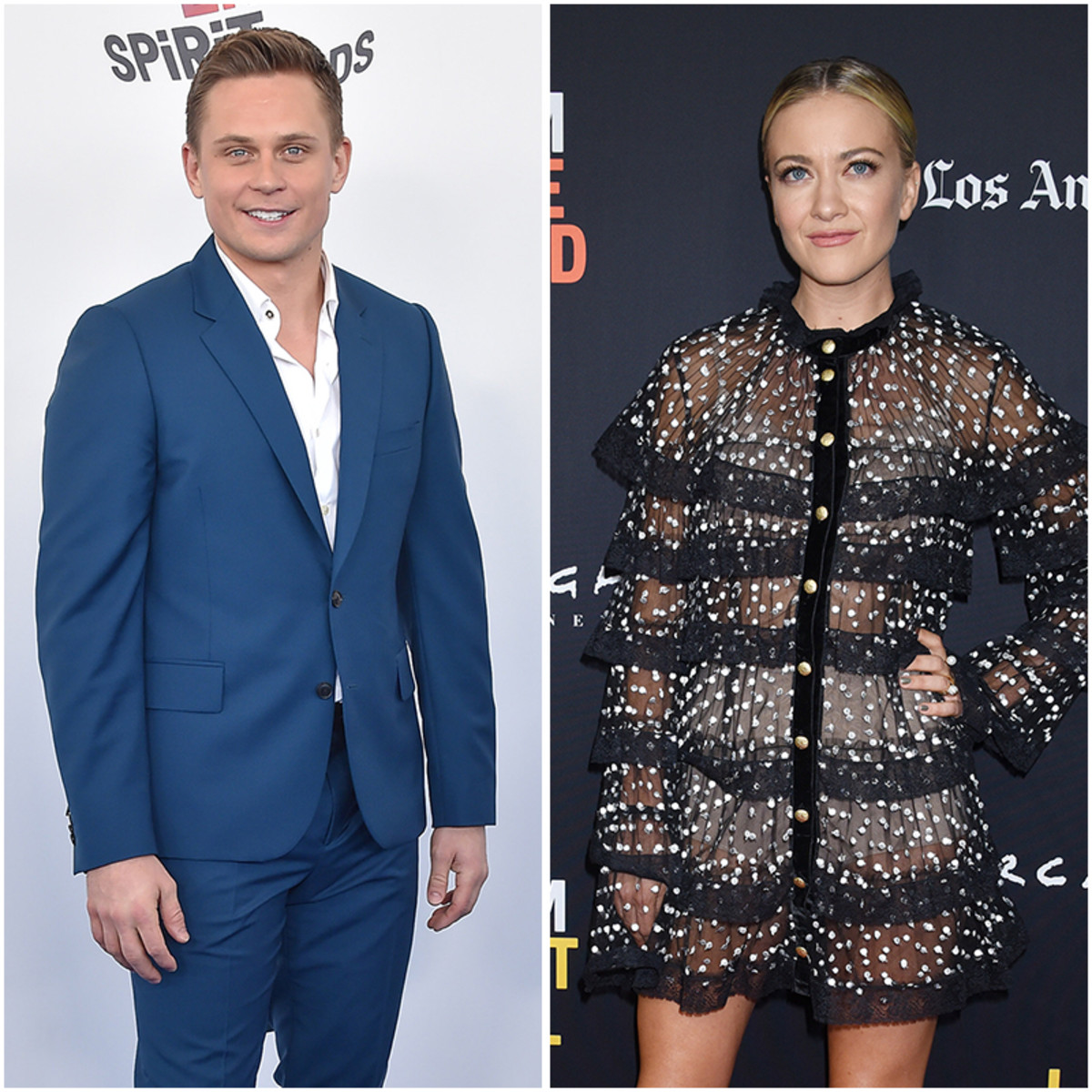 Billy Magnussen, Meredith Hagner