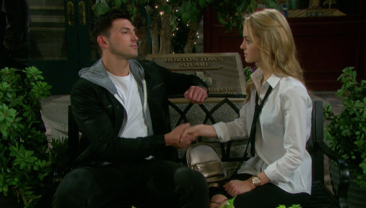 Robert Scott Wilson, Olivia Rose Keegan