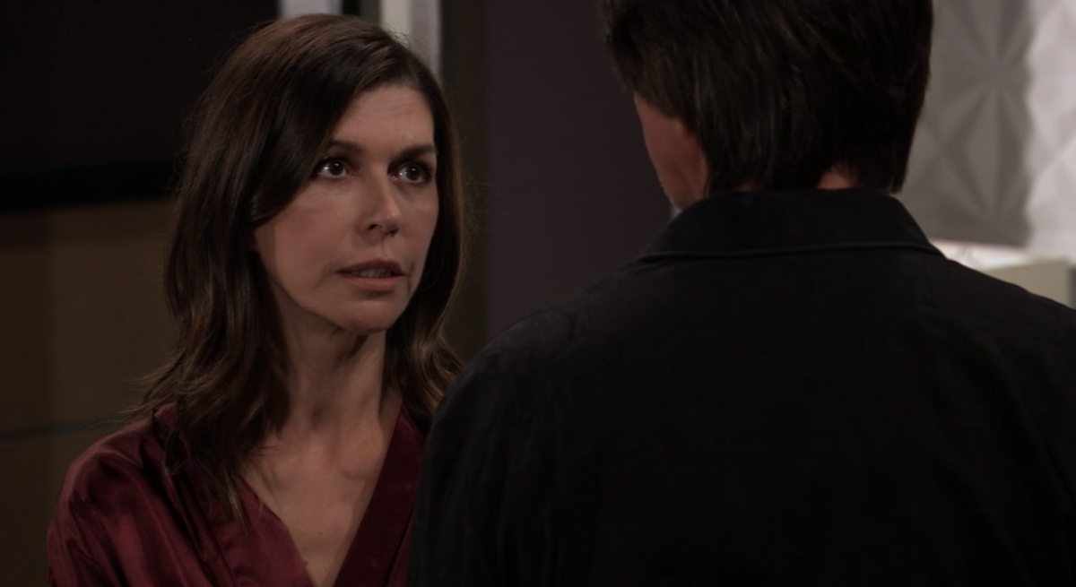 Finola Hughes, Michael Easton