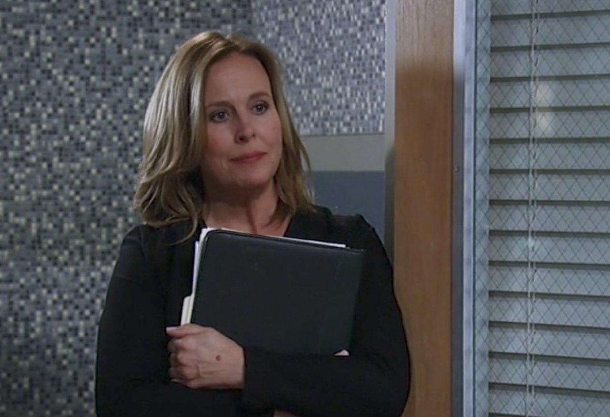 Perkie's Observations: Laura Confronts Ava About Nikolas on General Hospital