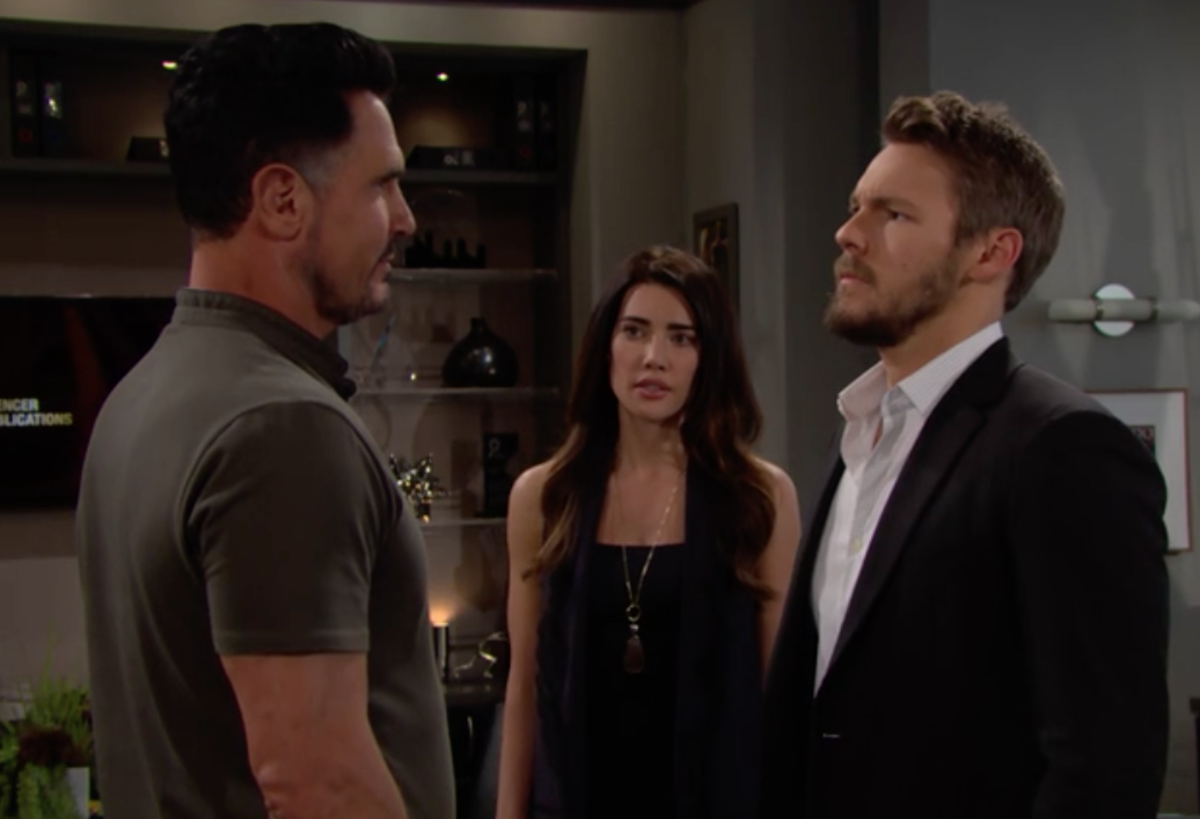 Don Diamont, Jacqueline MacInnes Wood, Scott Clifton