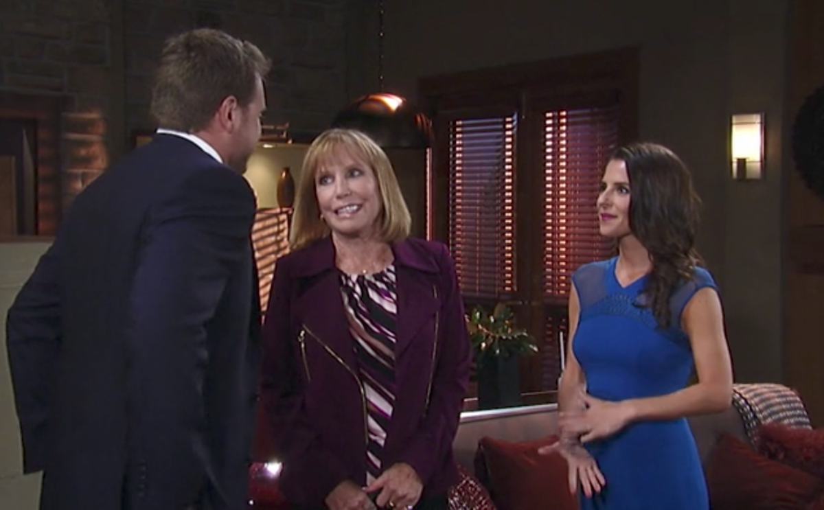 Billy Miller, Leslie Charleson, Kelly Monaco