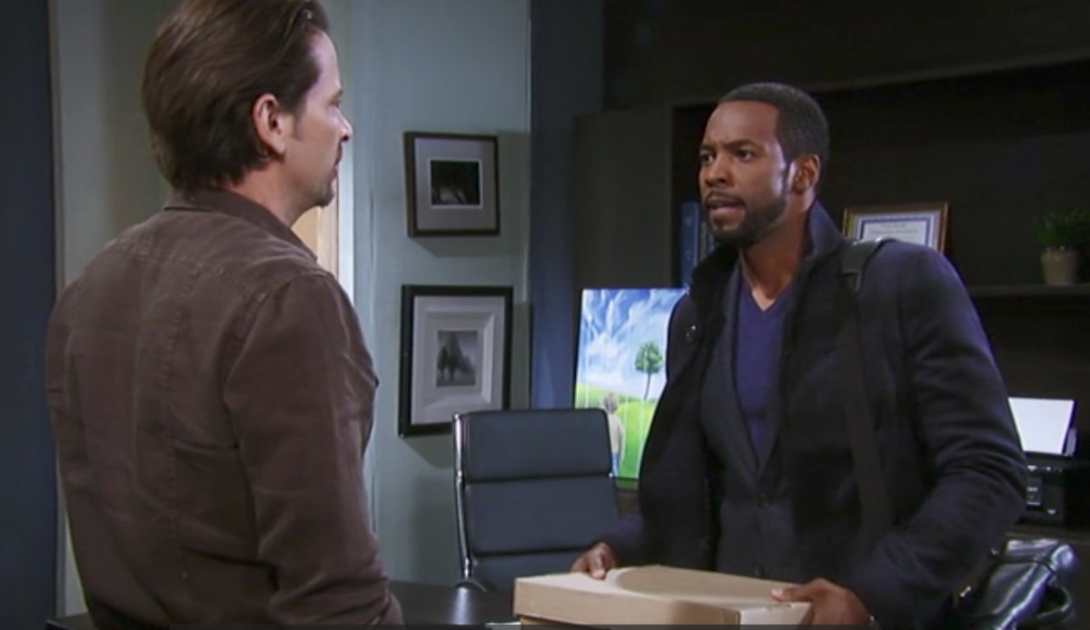 Roger Howarth, Anthony Montgomery