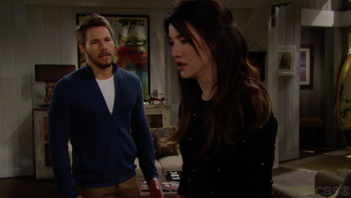 Scott Clifton, Jacqueline MacInnes Wood